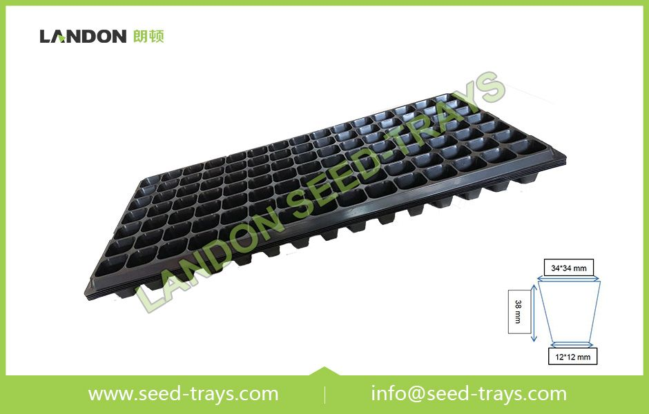 105 cell seed trays